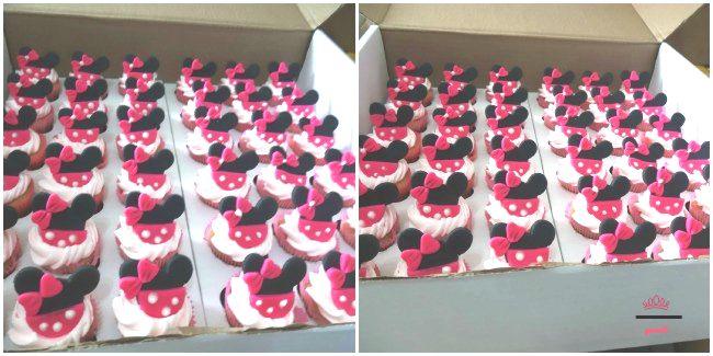 cupcake minie